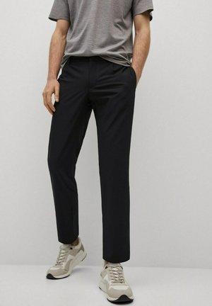 FRED - Pantaloni - schwarz