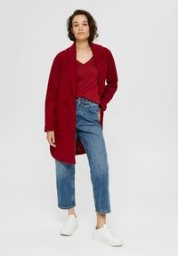 edc by Esprit - COO  - Pullover - dark red - 1