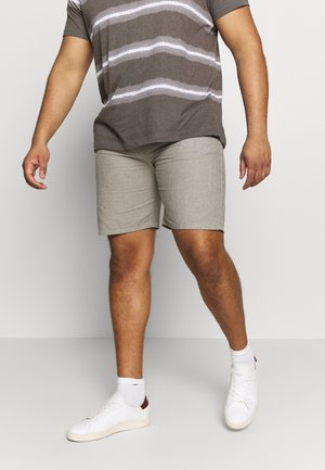 RELAXT FIT - Shorts - grey mix