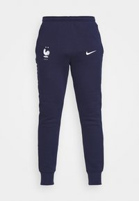 Nike Performance - FRANKREICH FFF PANT - National team wear - blackened blue/white - 4
