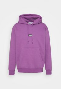 Obey Clothing - BAR - Collegepaita - purple nitro - 4