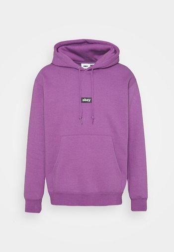 BAR - Collegepaita - purple nitro