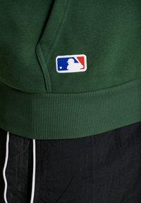 New Era - MLB NEW YORK YANKEES SEASONAL TEAM LOGO HOODY - Club wear - green - 6
