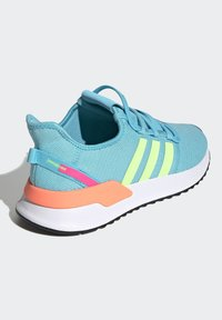 adidas Originals - U_PATH RUN SHOES - Matalavartiset tennarit - blue - 5