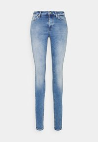 ONLCARMEN LIFE REG - Jeans Skinny Fit - medium blue denim