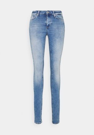 ONLCARMEN LIFE REG - Jeans Skinny - medium blue denim