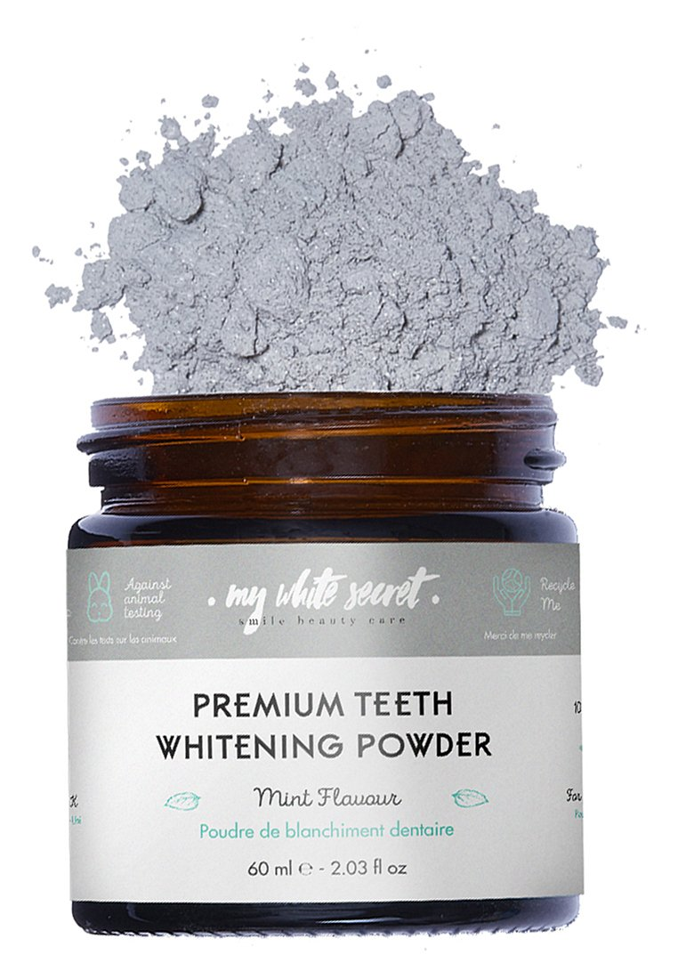 My White Secret WHITENING POWDER Soin dentaire