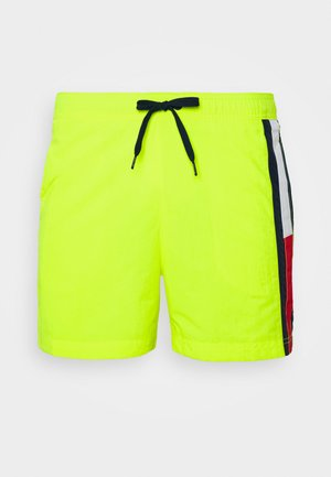 Short de bain - safety yellow