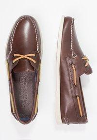 Sperry - Buty żeglarskie - classic brown - 1
