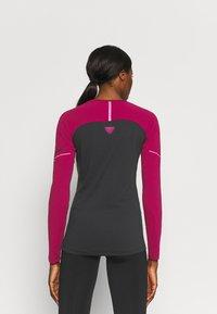 Dynafit - ALPINE PRO TEE - Sports shirt - beet red - 2
