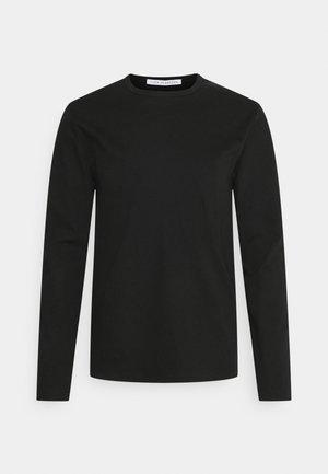 OLAF - T-shirt à manches longues - black