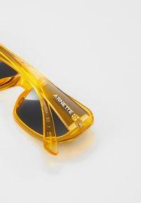 Arnette - Occhiali da sole - transparent yellow - 4