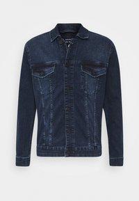 ONSCOME LIFE TRUCKER - Denim jacket - blue denim