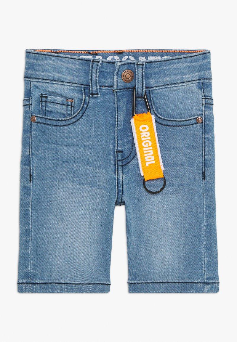 Staccato - BERMUDAS KID - Denim shorts - light blue denim