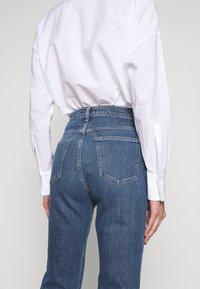 Agolde - PINCH WAIST - Straight leg jeans - subdued cut off hem - 3