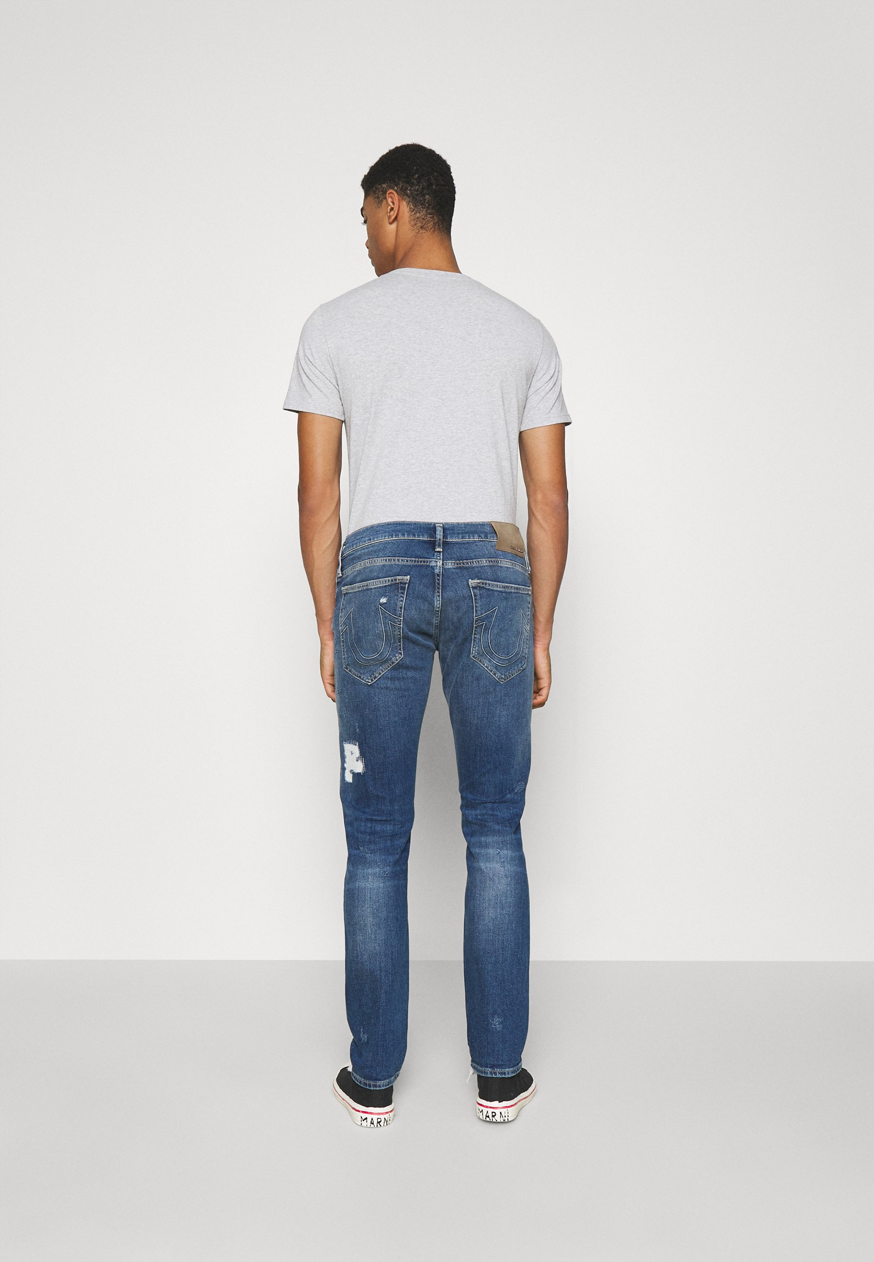 Men NEW ROCCO DESTROYED - Jeans Tapered Fit