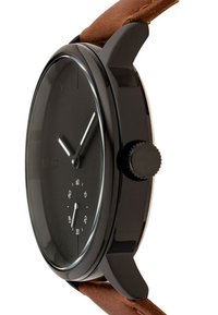 s.Oliver - Watch - brown - 3