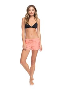 Roxy - UNDER THE MOON - Swimming shorts - terra cotta - 1