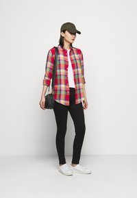 Polo Ralph Lauren - PLAID - Button-down blouse - red/pink - 1