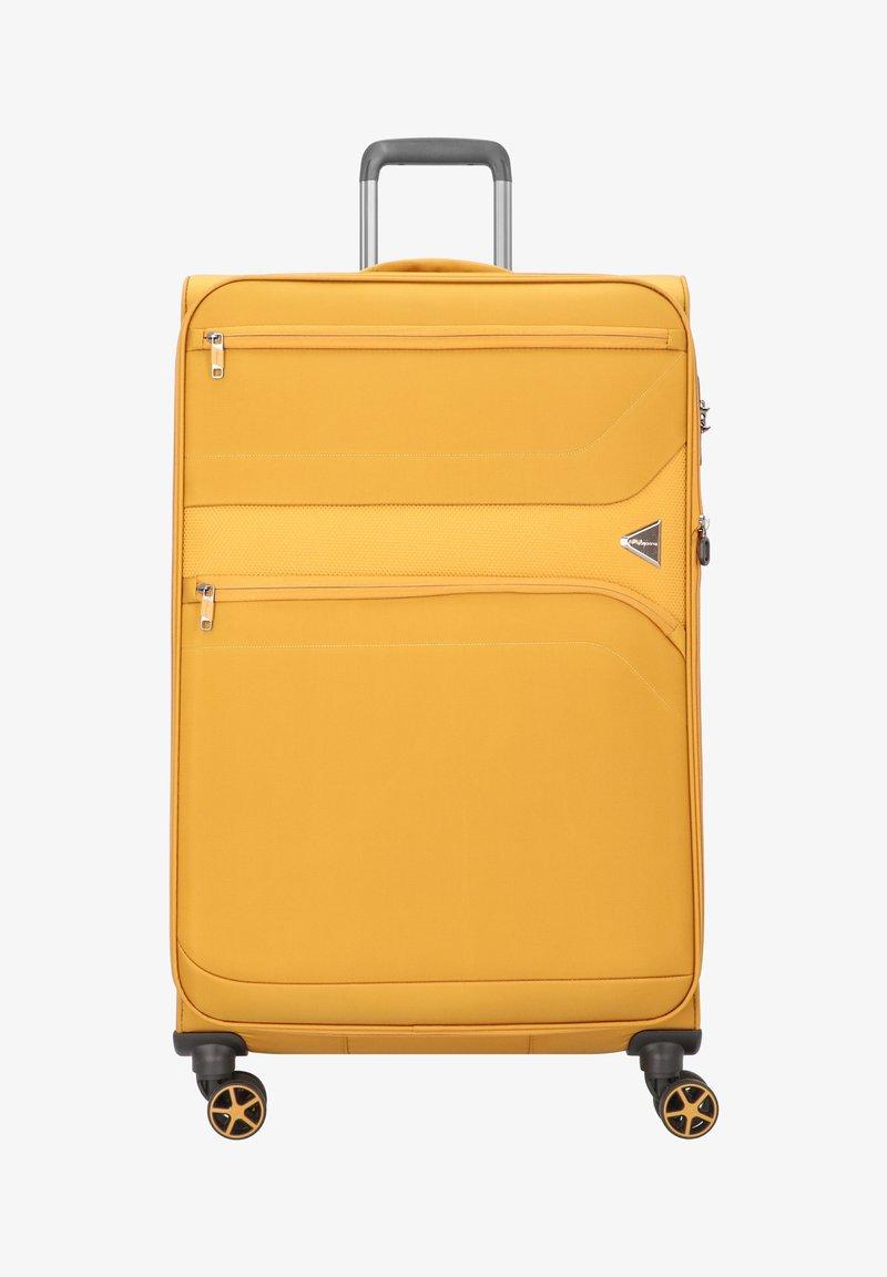 Cocoono - DEVOTION  - Valise à roulettes - yellow