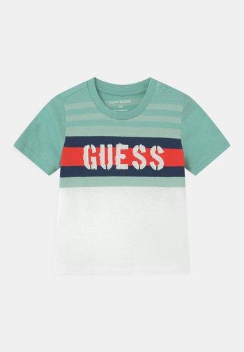 Print T-shirt - mint