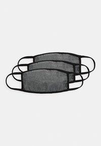 Icon Brand - COMMUNITY MASK 3 PACK - Kasvomaski - grey - 4