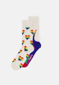 Happy Socks - PRIDE SOCKS GIFT SET 2 PACK - Sokken - multi - 0