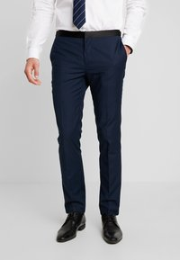 Pier One - Suit - dark blue - 4