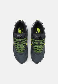 Nike Sportswear - AIR MAX 90 3M UNISEX - Sneakers laag - anthracite/volt/black/photon dust - 5