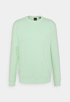 ONSCERES LIFE CREW NECK - Felpa - pastel green