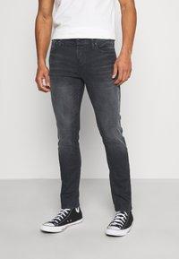 Jack & Jones - Slim fit jeans - grey denim - 0
