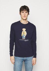 Polo Ralph Lauren - T-shirt à manches longues - cruise navy - 0