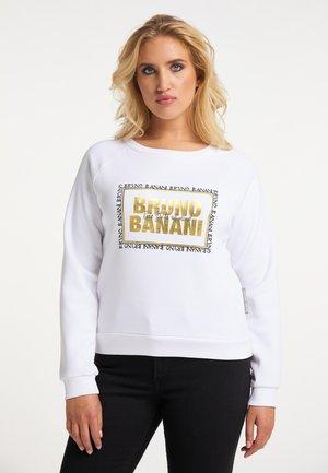 Sweater - weiss