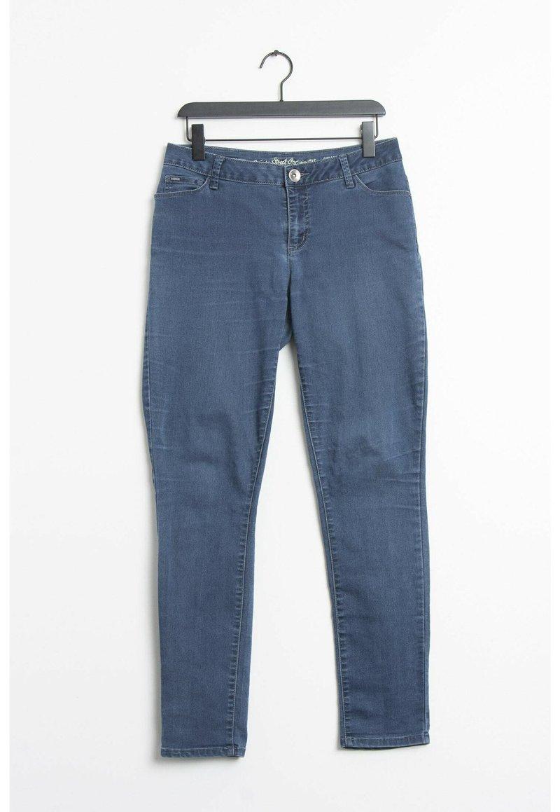 Street One - Straight leg jeans - blue