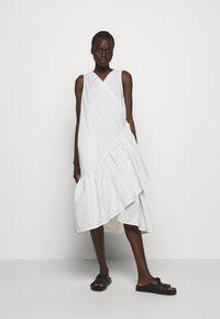 Henrik Vibskov - BLAZE DRESS - Day dress - white - 0