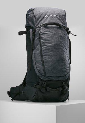 ASTRUM EVO 75+10 XL - Hiking rucksack - black