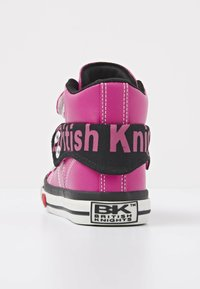 British Knights - ROCO - Sneakers hoog - candy pink/black - 3