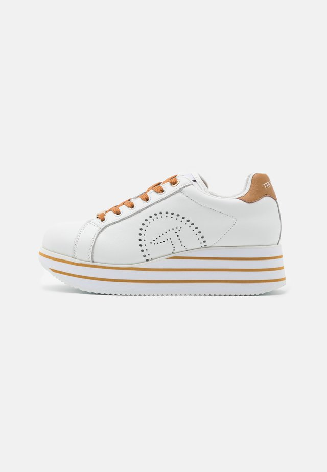 ERIKA  - Sneakers laag - white