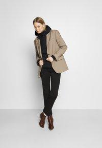 Marks & Spencer London - Džíny Slim Fit - black - 1