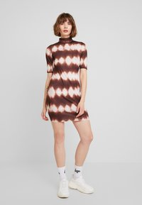 Even&Odd - Denní šaty - beige/brown - 1