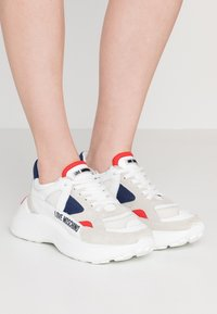 Love Moschino - Trainers - white - 0