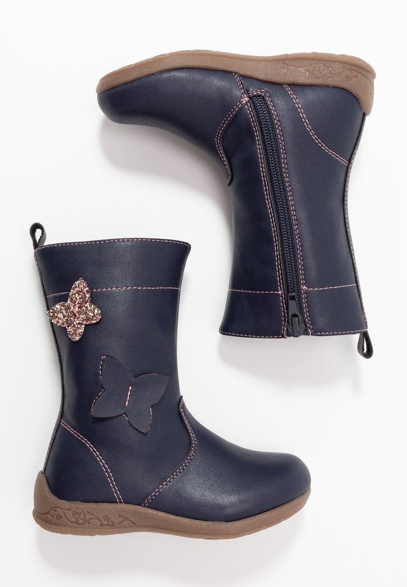 Friboo - Boots - dark blue