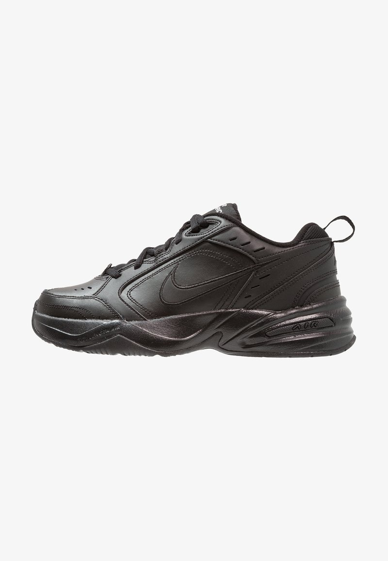 Nike Sportswear - AIR MONARCH IV - Trainers - black