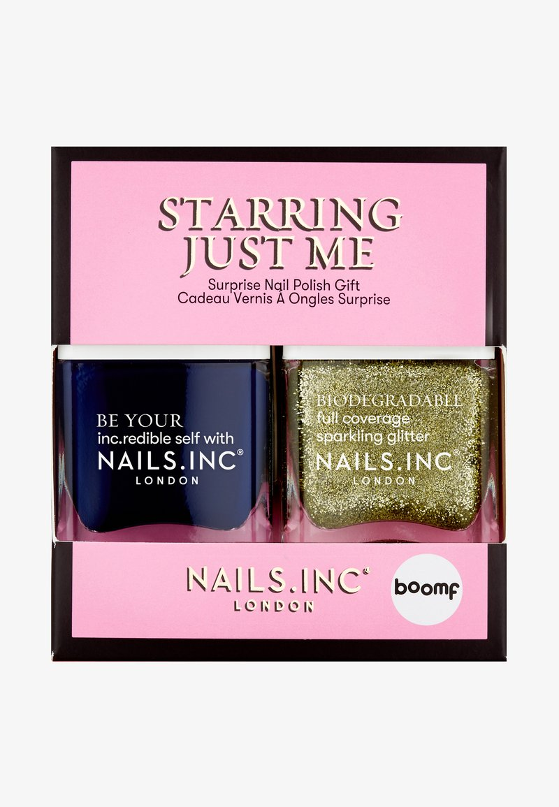 Nails Inc - STARRING JUST ME DUO - Nail set - multi