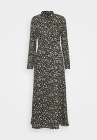 YAS - YASNAOMI DRESS - Maxi dress - black - 5