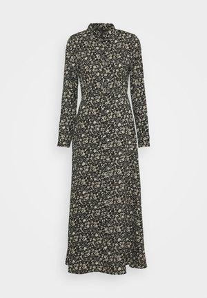 YASNAOMI DRESS - Maxi dress - black