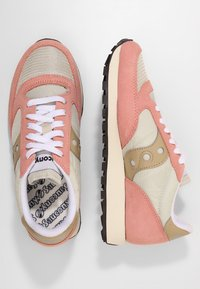 Saucony - JAZZ VINTAGE - Trainers - tan/muted clay - 3