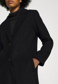 ONLY - ONLCARMEN - Classic coat - black - 5