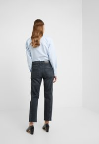 CLOSED - CROPPED X - Straight leg jeans - dark grey - 2
