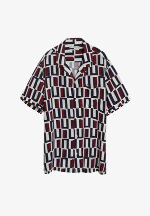 TAJ - Shirt - cremeweiß